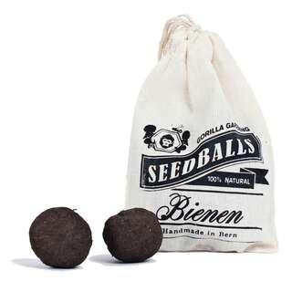 Seedballs Bienen - Diverse species