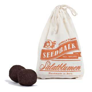 Seedballs Salatblumen - Diverse species