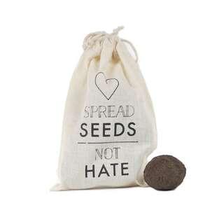 Seedballs Special Edition: Spread seed - not hate -...