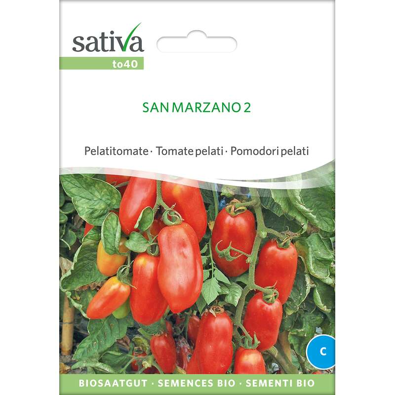 tomate 39 san marzano 39 bio samen online kaufen. Black Bedroom Furniture Sets. Home Design Ideas