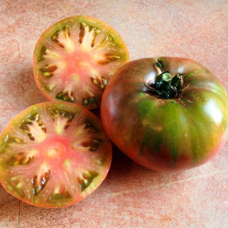 samen saatgut tomate 39 cherokee purple 39 5 30. Black Bedroom Furniture Sets. Home Design Ideas