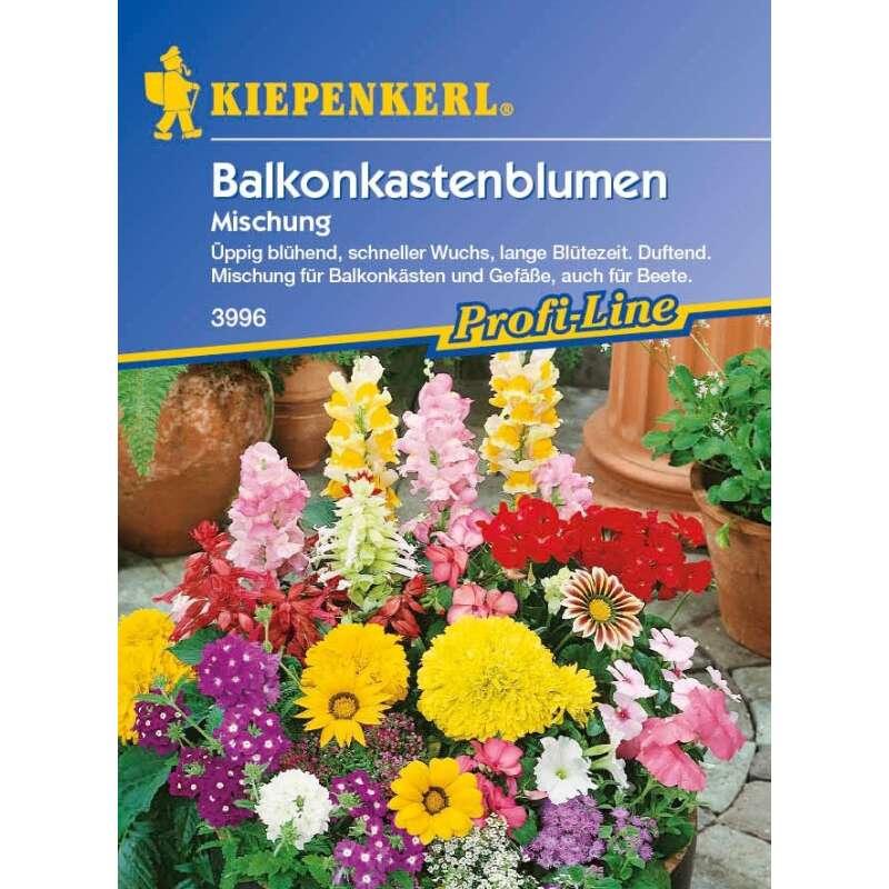 Balkonkasten Blumen Mischung Samen Kaufen Saemereiench