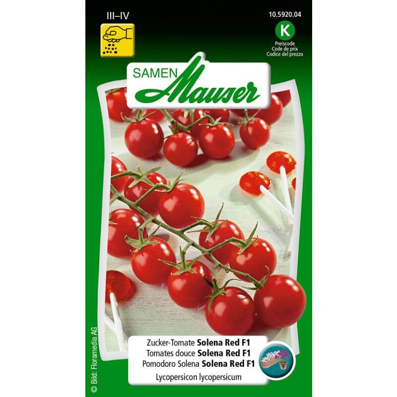 samen saatgut tomate zucker tomate 39 solena red f1. Black Bedroom Furniture Sets. Home Design Ideas